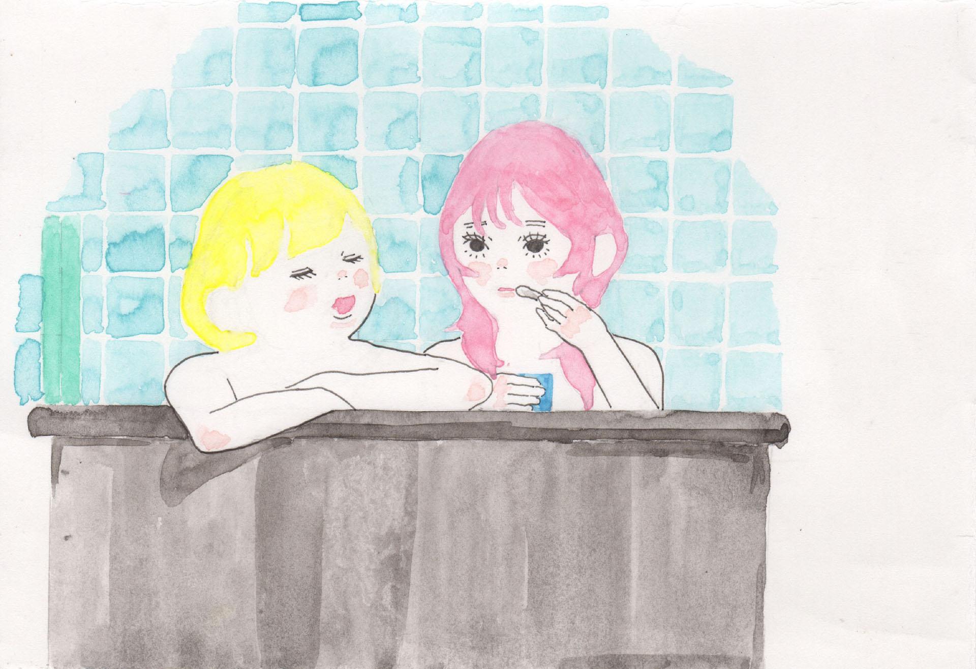 やまねみな | Mina Yamane