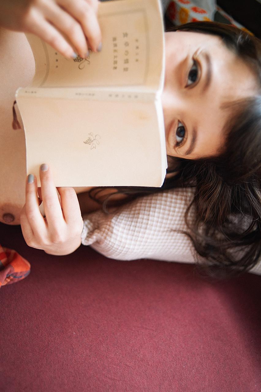 花盛友里 | yuri hanamori