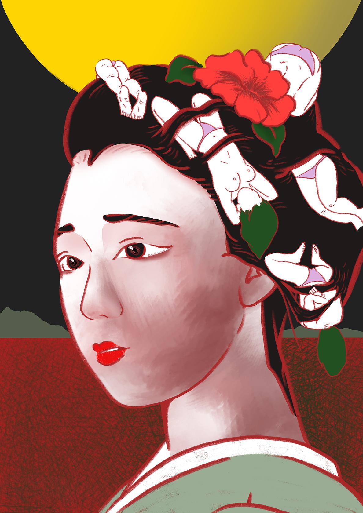 西野 萌黄 | NISHINO MOEGI